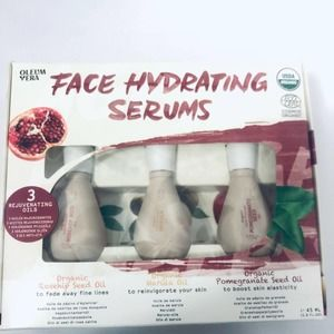 Hydrating Serums DIY Beauty Kit Skincare Organic 3